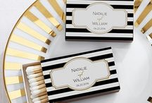 Classic - Wedding Theme / Discover our classic wedding favors collection. Uniquely designed favors that will never go out of style.