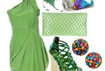 costumes / by Dorothy Simnitt