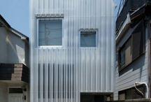 Kikuicho - Organic Narrow Spaces
