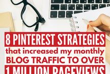 How to grow Pinterest / Learn how to grow Pinterest. Pinning Pinterest. Pinterest Tips.
