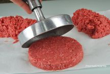 moldador de hambúrguer