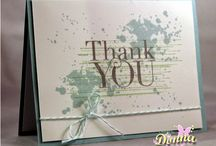 Stampin' Up - Another Thank You