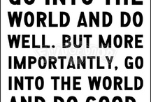 Words  / by Cara DeMoss