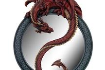 dragon / DIY, Patten decorating