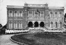 Escola Estadual D. Pedro II - Curitiba Paraná