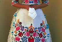 Hungarian folkart