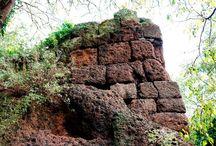 Riserva naturale di  Monte Casoli / Una bellissma riserva nel comune d Bomarzo, proprio dove si trova il parco dei mostri