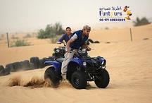 Quad biking in the desert Dubai / 4x4 quad bike rides in the desert of Dubai