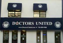 DOCTORS UNITED - BRONX / 907 East Tremont Avenue Bronx, New York *** 718  589.9588