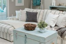 Decor - Shabby Chic decor / by Elaine Mote