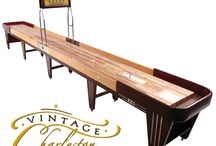 New Shuffleboard Tables / Many different styles of Shuffleboards tables to satisfy any enthusiasts tastes! http://bit.ly/ShuffleBoard
