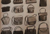 1950 handbags