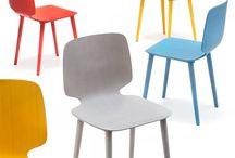 Jídelní židle / Židle k jídelnímu stolu a židle do kuchyně.