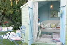 Summer house deco