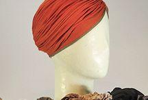 Turban / Alternativen zur Perücke/ Kopfbedeckungen für Patientinnen unter Chemotherapie oder anderer medizinischer Indikationen