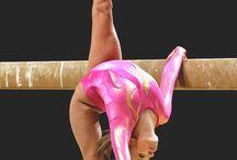 Gymnastics. Life. / We live for the mat. Or the beam. Or the horse. / by espnW