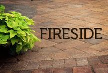 Fireside / Create a warm ambiance on a cool evening with an outdoor fire pit or fireplace.