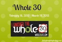 Whole30 / by I am UNABASHED