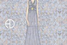Bridal Illustrations
