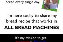 Bread Machine / by Shelly Ristau