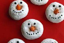 Christmas/Winter desserts