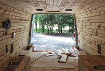 make a van