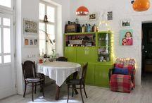 nice flats / home decor, interior design