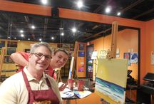 Family Fun / Come paint with the whole family!