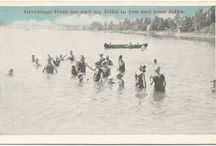 Vintage Postcard - Summer Fun