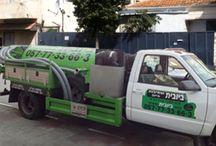ביובית - Sewage Truck / משאית לשאיבת ביוב