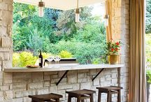 Outdoor Spaces / We don't spend all of our time indoors with our fabulous furniture - we love outdoor living too! / by Furniture.com