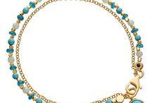 bijoux plaqué or fin