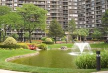Bay Club Realty / Welcome to the world of the Bay Club. Beautiful landscaped grounds and lovely reflecting pool with waterfall usher you in to this sophisticated two-building hi-rise complex.