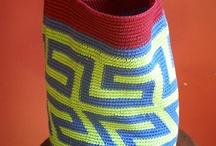 Tapestry crochet...