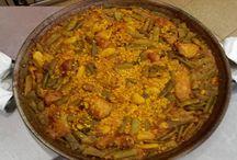 Platos tradicionales Valencia / Los mejores platos tradicionales de Valencia