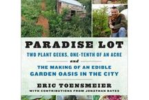 Books about Gardens
