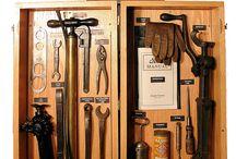 Old car tool kits
