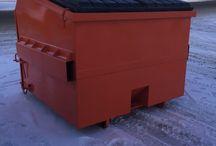 680BINS / Calgary bins dumpsters trash garbage waste junk rental removal rolloff