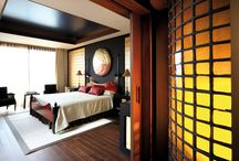 Luxury hotels: exclusive décor and architectural taste