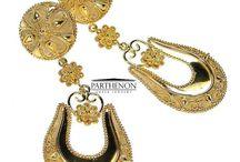 Earrings 18k Gold