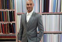 """Slim Fit Suits by Jhasper Fashion / """"Slim Fit Suits"""" by Jhasper Fashion #slimfit #dapper #mensfashion #mensstyle #jhasperfashion"""