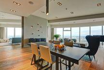Wnętrza / Apartamenty wykończone  według najnowszych trendów aranżacyjnych