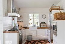 Kitchens White