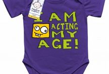 Tantra Babies Romper / Funny Messages Tshirts for Babies in INDIA