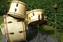 vintage drums