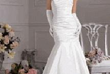 Trumpet/ Mermaid Wedding Dresses