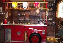 Fireman Basement Bar