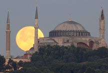 ISTANBUL !!!!!! / MY HEART BELONGS IN KONSTANTINOPLE , BORN THERE , MAYBE ΟNE DAY RETURN  / by clio kuki
