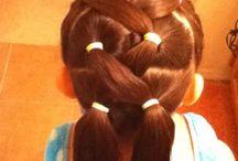 hair kid