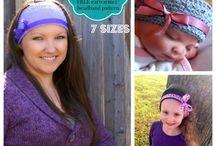 Crochet: Hats, Scarves and Gloves / Crochet patterns for hats, scarves and gloves